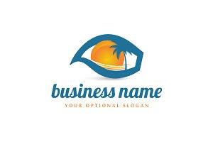 Destination Eye Logo