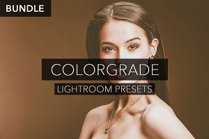 ColorGrade Bundle Lightroom Presets