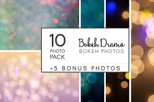 10 Bokeh Drama Hi Res Photos + Bonus