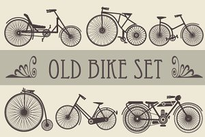 Old Bike Set