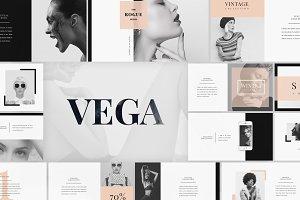 Vega - Elegant Presentation