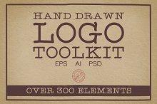 Hand Drawn Logo Toolkit
