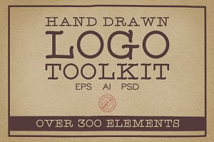Hand Drawn Logo Toolkit