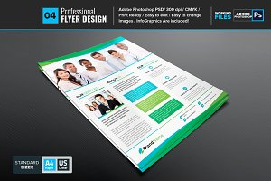 Professional Flyer 04