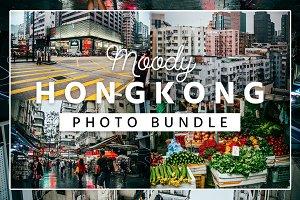 Moody Hong Kong Photo Pack