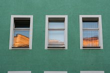 Berlin Windows, Green
