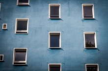 Berlin Windows, Blue