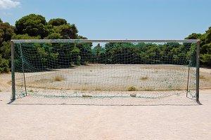 Empty Goalpost