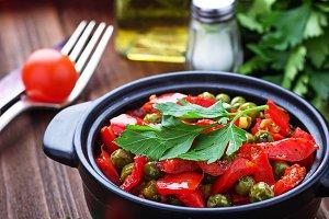 Vegetarian ragout