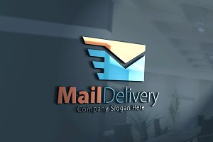 Mail Delivery Logo