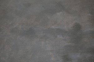 grey background oil painting
