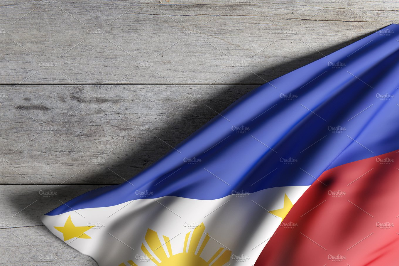 Philippines Flag Abstract Photos Creative Market