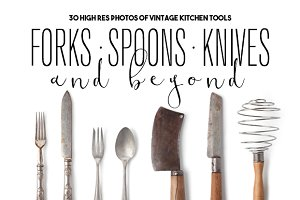 Forks, Spoons, Knives and beyond