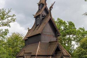 Stavkirke in Norway