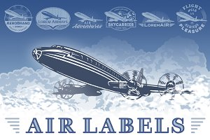 Air Labels
