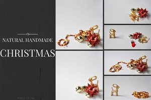 Bundle: Natural Handmade Christmas