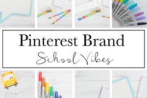 Pinterest Brand|School Vibes
