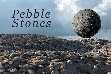 Pebble stones texture set by  in Rock