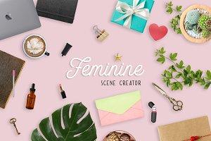 Feminine Scene Creator