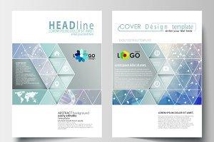 A4 format brochures v. 25