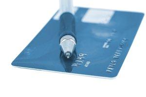 Bank credit card