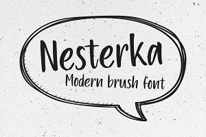 Nesterka Font