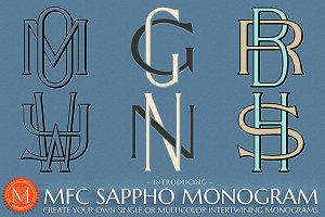 MFC Sappho Monogram