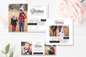Christmas Mini Session Bundle