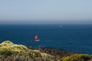 Sailboat - Lands End