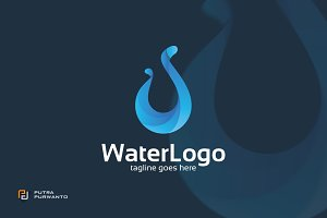 Water Logo - Logo Template