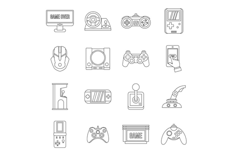10 Minecraft Icons ~ Creative Daddy