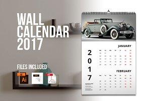 Wall Calendar 2017 V3