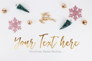 Christmas Styled Stock Photo (2)
