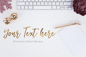 Christmas Styled Stock Photo (4)