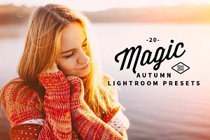 20 Autumn Lightroom Presets