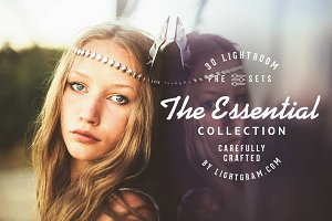 The Essential Collection Lr Presets