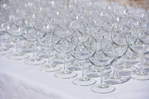 Number of wine glasses