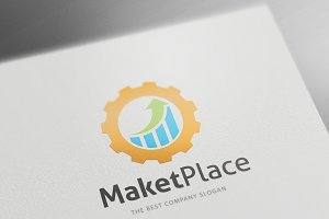 Marketing Place Logo