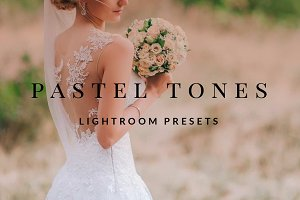 Pastel tones - Lightroom presets