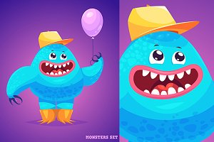 Cute monster #2
