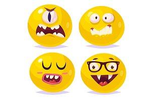 Halloween funny smiles #1