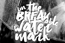 Unbreakable Watermark