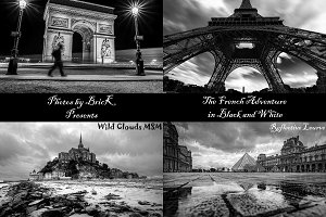 A French Adventure in BnW
