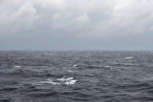 Restless Deep Sea