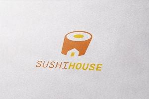 SushiHouse Logo