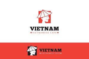 Vietnam Food Logo