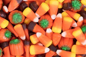 Candy for the Autumn Holidays