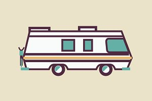 Simple RV or Motorhome