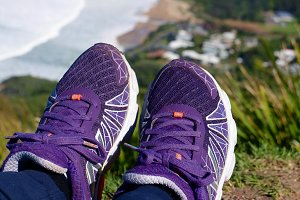 Adventurous feet