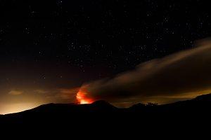 Masaya volcano from Nicaragua